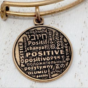 ALEX AND ANI Positive Is How I Live 💫2 Free Gifts